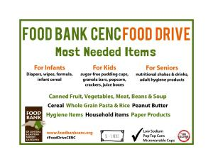 Phil Jawny Food Drive May 12 - May 30, 2014